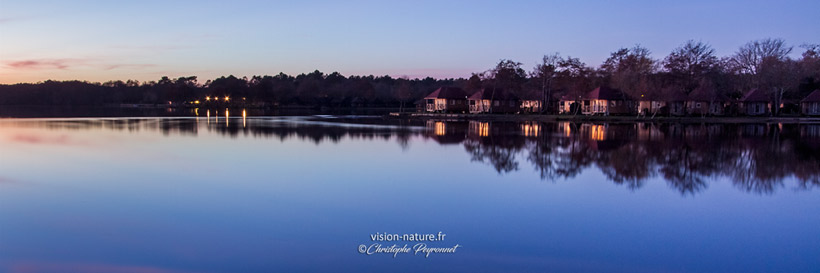 Lac de Souston, Landes